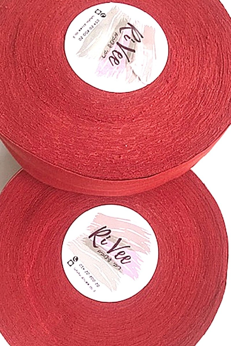 חוטי טריקו פרוסים לסריגה, חוטי טריקו פרוסים צבע חמרה, חוטים לסריגת שטיחים, חוט טריקו פרוס צבע חמרה, חנות המפעל לחוטי טריקו פרוסים, החוטים של ריבי