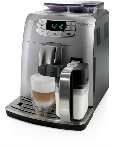מכונת אספרסו Saeco Intelia evo cappuccino HD8753/95