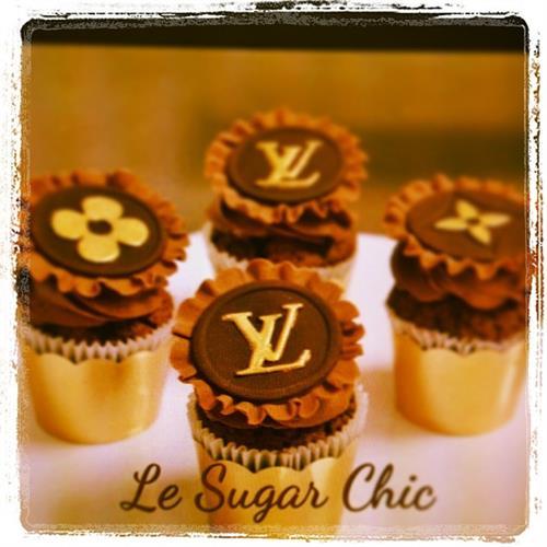 סט חותמות 6 אלמנטים לעוגיות לואי ויטון