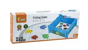 ויגה -משחק בריכת דגים