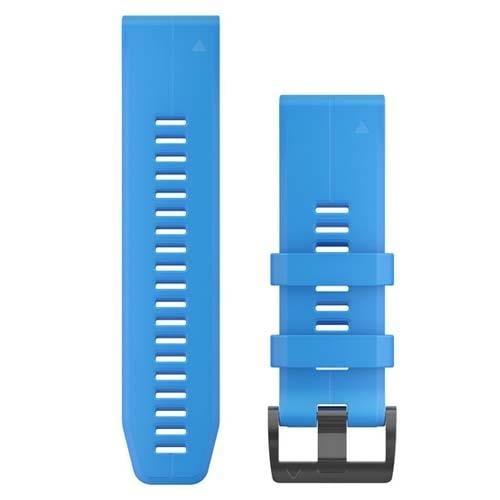 רצועה תכלת מקורית לשעון Garmin Fenix 5X QuickFit 26 Watch Bands