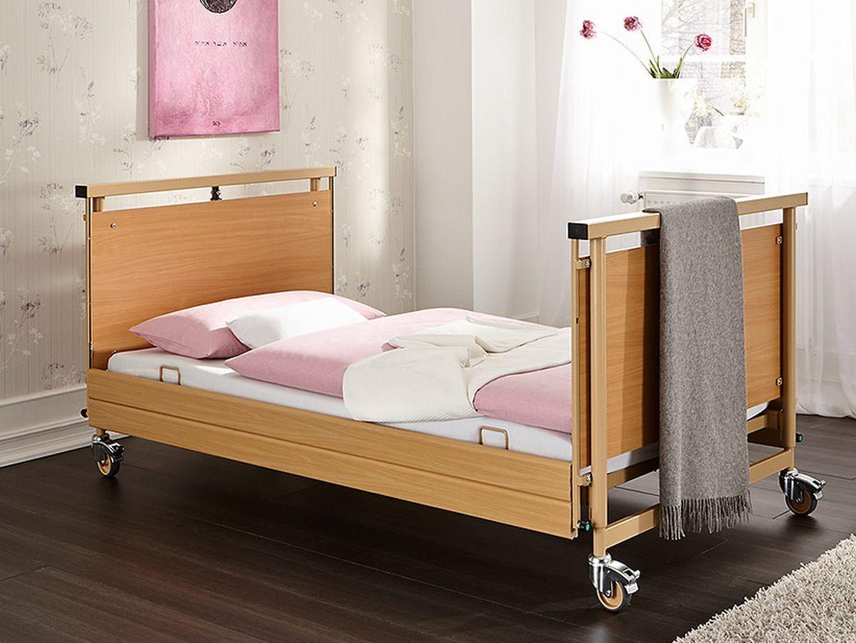 מיטה סיעודית חשמלית לכבדי משקל - Allura Mighty