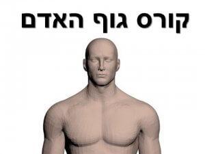 קורס גוף האדם - דיגיטלי
