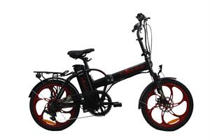 אופניים חשמליים פריבייק קלאסיק פלוס 36 וולט