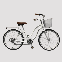 אופני נשים לעיר Cruiser
