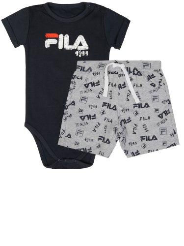 חליפת תינוק בגד גוף קצר