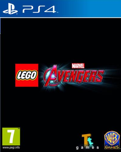 PS4 Lego Marvel Avengers