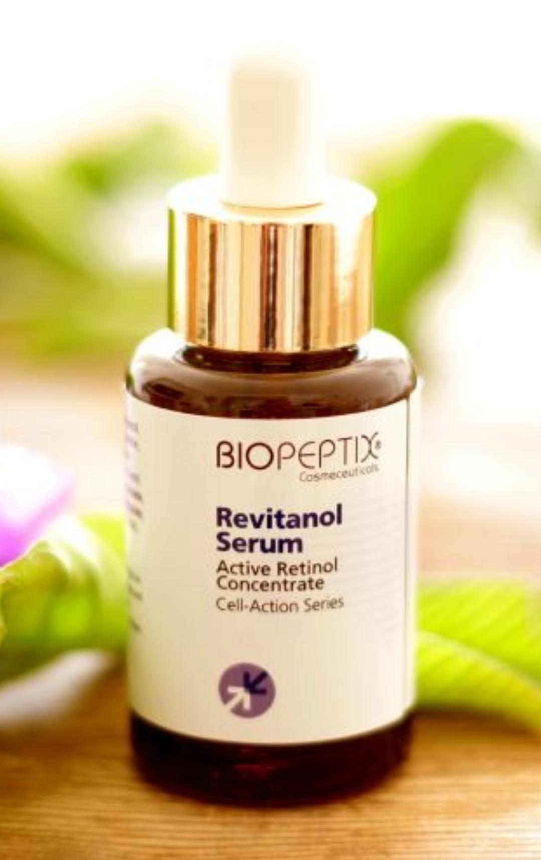 סרום Revitanol של Biopeptix