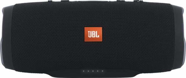 רמקול נייד JBL Charge 3 , רמקול אלחוטי סטריאופוני חזק ועמיד בפני אבק ונתזי מים.