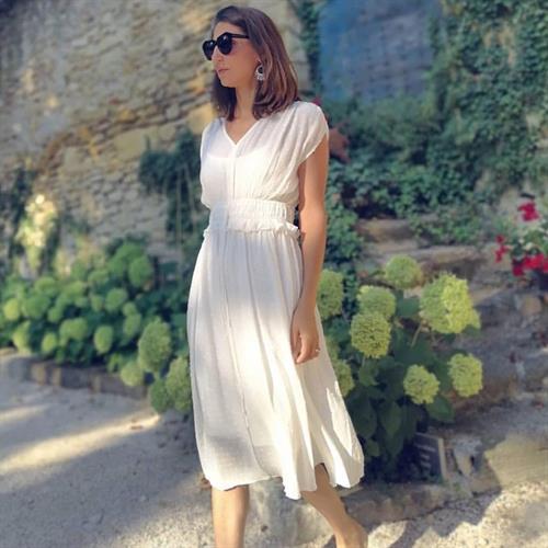 שמלת מריאן פריזאית