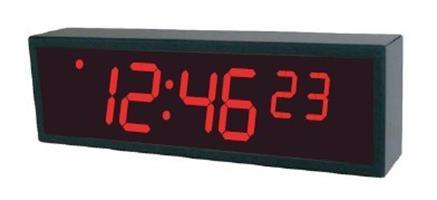 שעון קיר דיגיטלי לד תצוגה גדולה SKL-3512