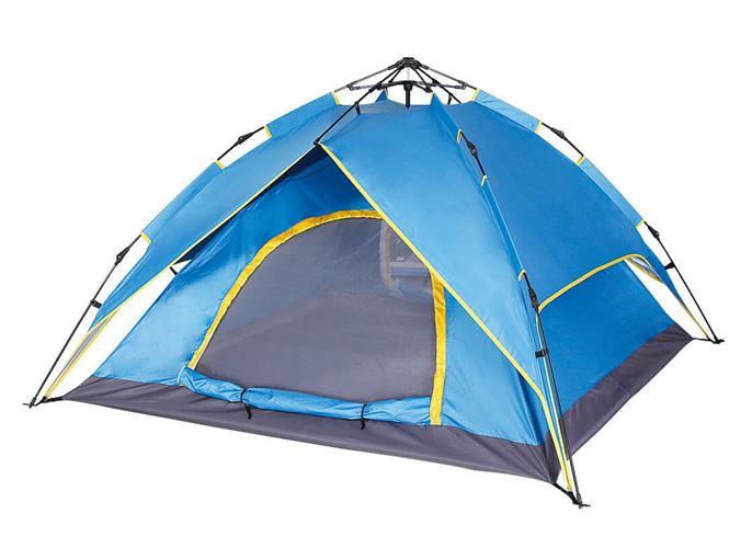 אוהל וצילייה פתיחה מהירה 4 אנשים SWISS CAMP