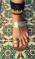 צמיד ענבר |כף הרגל | מבוגרים