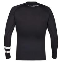 HURLEY BOYS PRO LIGHT B L/S BLK