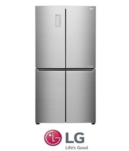 LG מקרר 4 דלתות דגם GR-B909S