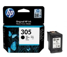 ראש דיו מקורי שחור HP 305