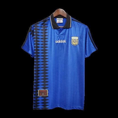 חולצת רטרו ארגנטינה חוץ 1994