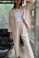 סט ברוקלין ג׳קט + מכנסיים