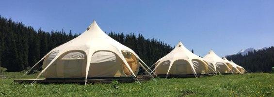 Lotus Canvas Tent