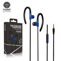 אוזניות חוטיות לטלפון סלולרי  YK220 GO ספורט