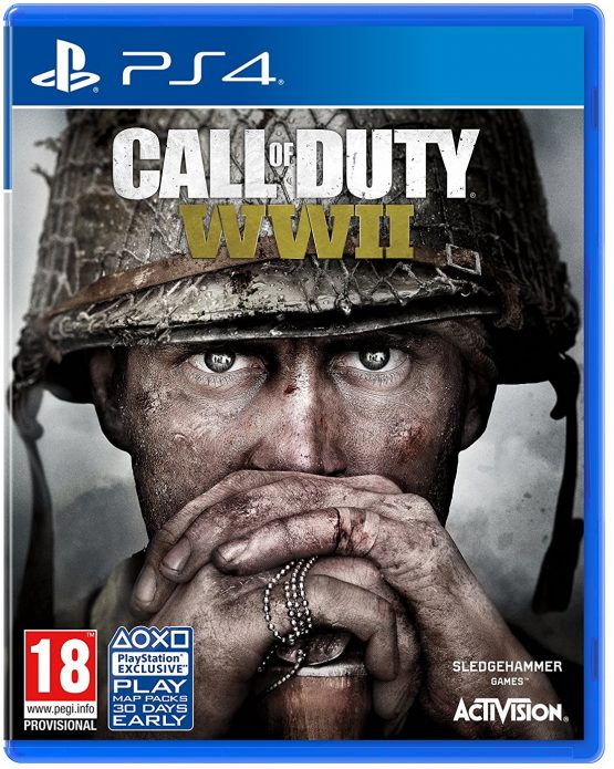 אירופאי Call of Duty: WWII PS4