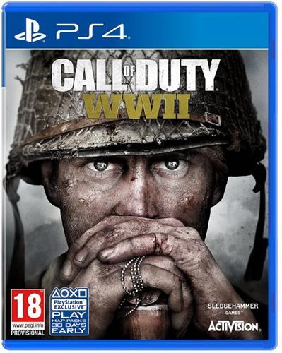 אירופאי Call of Duty: WWII PS4