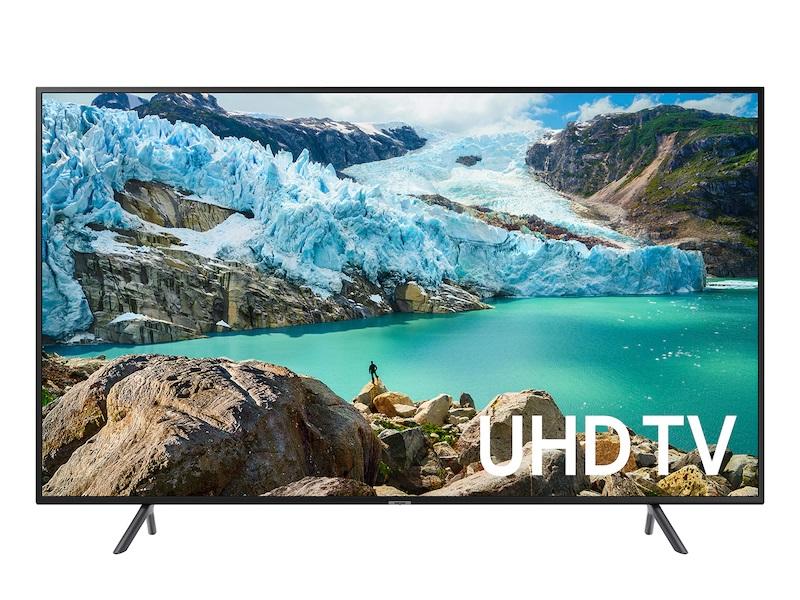 """טלוויזיית """"65 UHD-SMART Flat Samsung UHD 65"""" SMART UE65RU7100"""