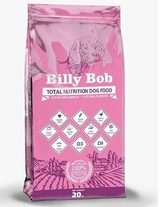 "Billy Bob בילי בוב מזון לגורים 20 ק""ג"