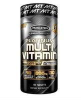 פלטיניום מולטי ויטמין מבית מאסל-טק (90 טבליות)