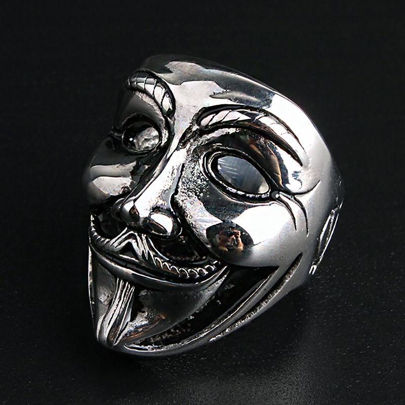 טבעת פלדה (Stainless steel) גברים נשים ונדטה OP111600055-IN