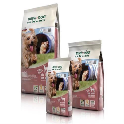 """בווידוג מיני סנסטיב 12.5 ק""""ג מזון יבש לכלבים"""