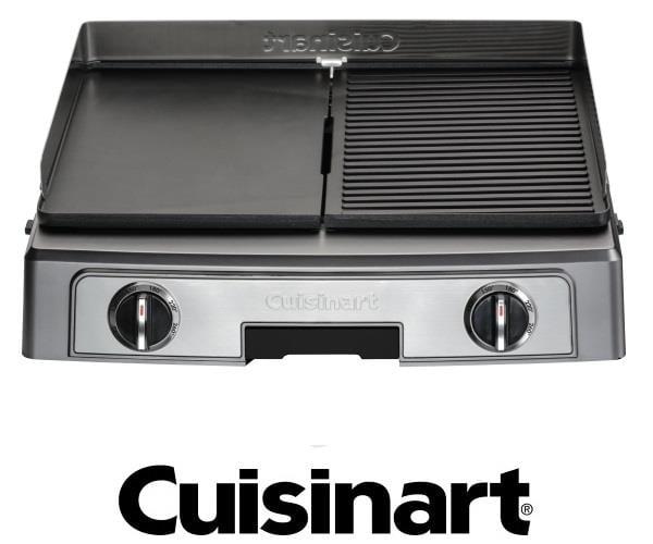 Cuisinart פלאנצ'ה גריל מקצועית דגם PL50E