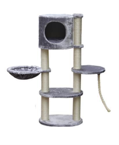 מתקן גירוד לחתול של חברת פטקס דגם PS495 מידה 40X40X100