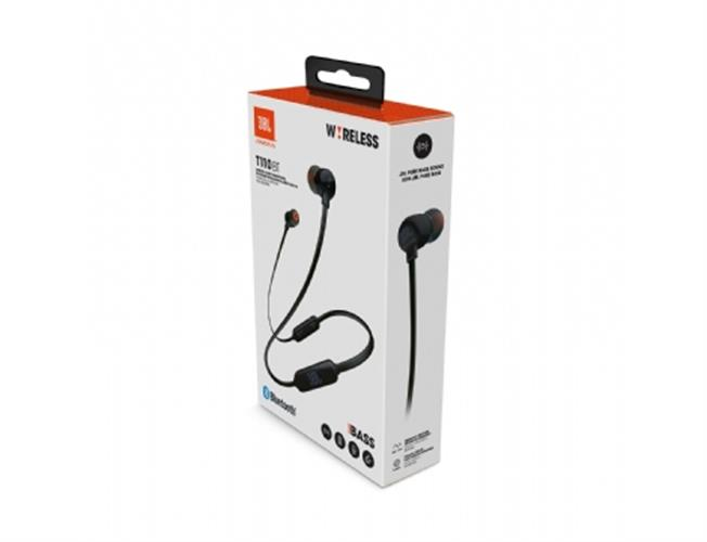 אוזניות JBL T110BT Bluetooth