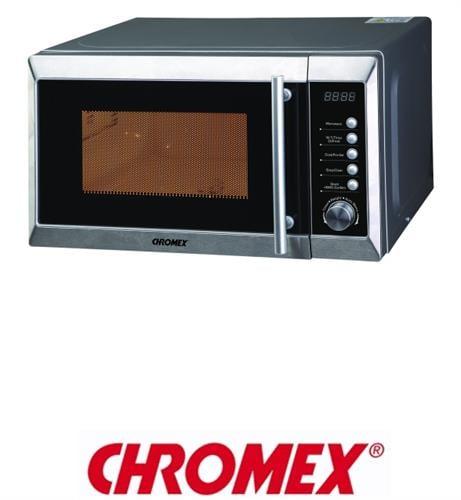 CHROMEX מיקרוגל דיגיטלי 20 ליטר דגם CH-521