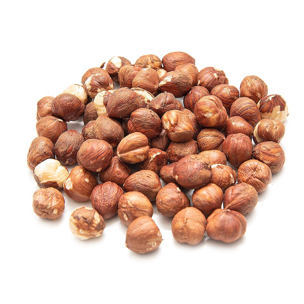 אגוז לוז קלוי ללא מלח - 250 גרם