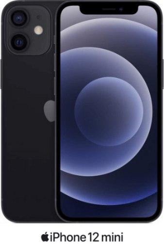 אייפון Apple iPhone 12 Mini 128GB - שנה אחריות יבואן רשמי - ללא מטען וללא אוזניות