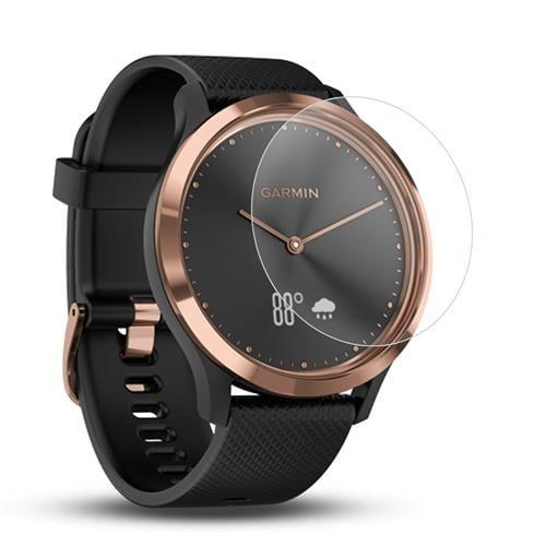 מגן זכוכית לשעון Garmin Vivomove HR - סט 3 יחידות