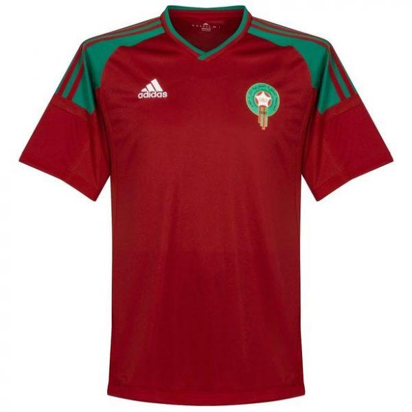 חולצת נבחרת מרוקו