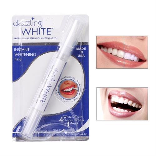 עט ג'ל להלבנת השיניים בשימוש ביתי