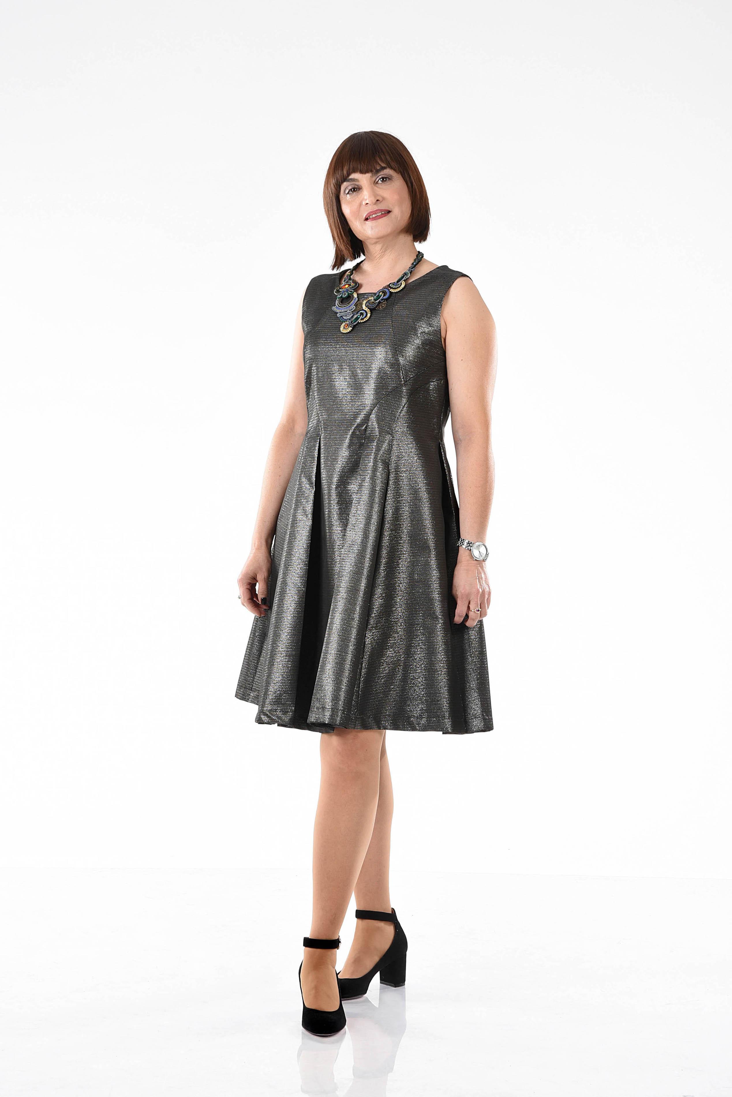 שמלה נוגה