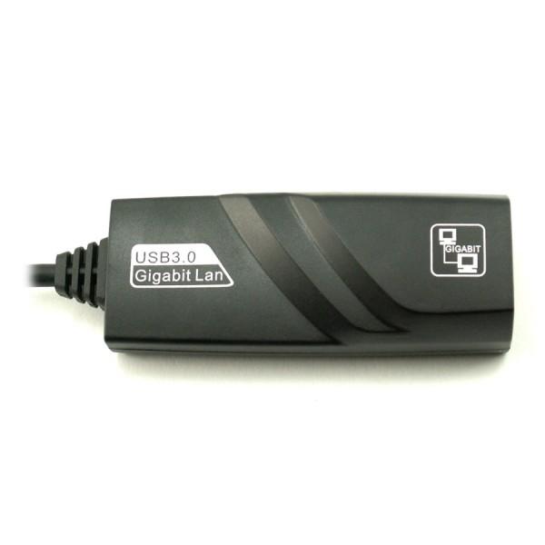 מתאם רשת Gold Touch Gigabit 10/100/1000Mbps SU-USB3-LAN-GIGA מחיבור USB 3.0 לחיבור רשת RJ45