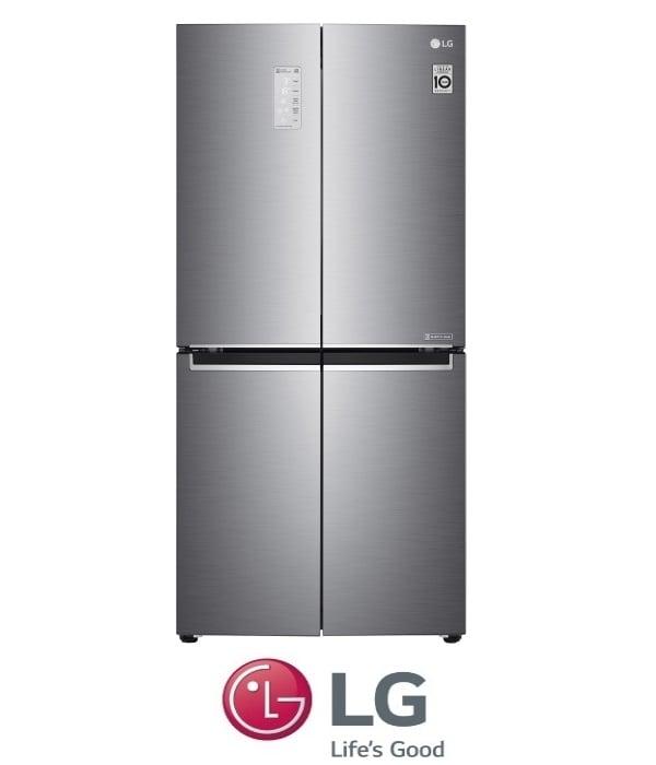 LG מקרר 4 דלתות דגם GRB608S