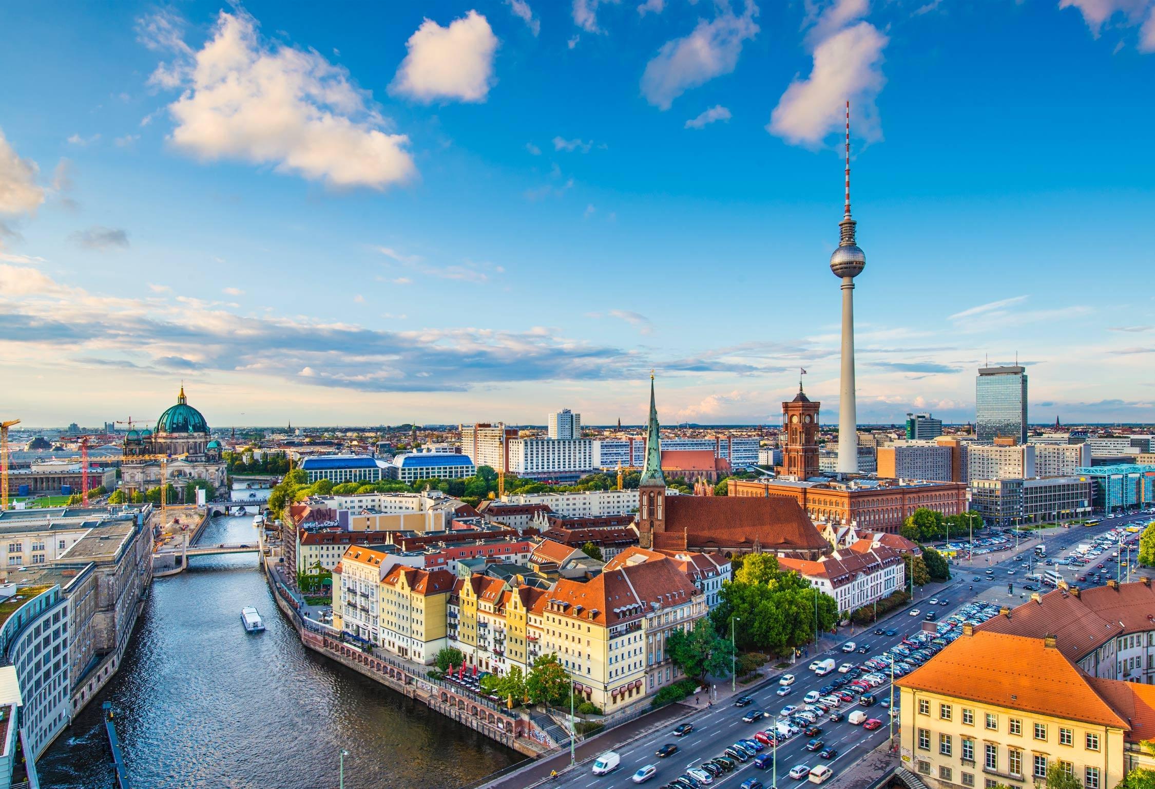 ברלין - מדריך דובר עברית