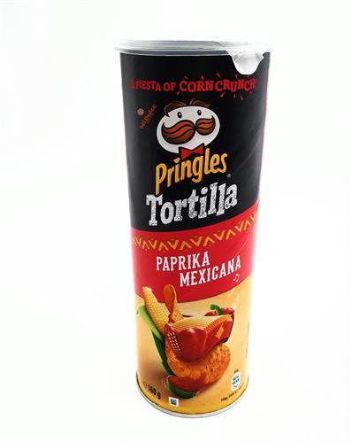 Pringles Tortilla Paprika Mexicana