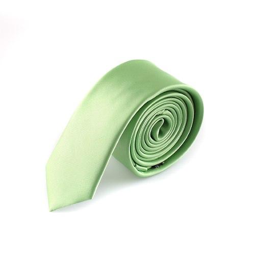 עניבה ירוק תפוח