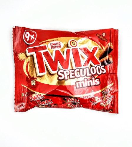 Twix speculoos מהדורה מוגבלת!