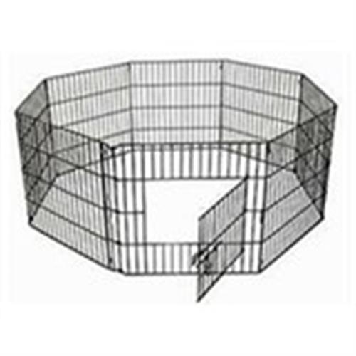 """גדר אילוף רשת לכלב 122 ס""""מ"""