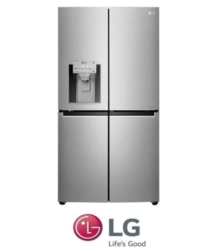 LG מקרר 4 דלתות דגם GRJ710XDID