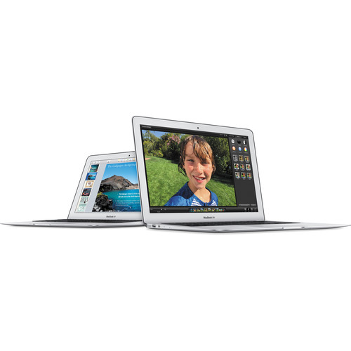 מחשב נייד  Apple MacBook Air 13 MQD32HB/A מחודש, Intel Core i5 1.6GHz, 128GB Flash, 8GB RAM,